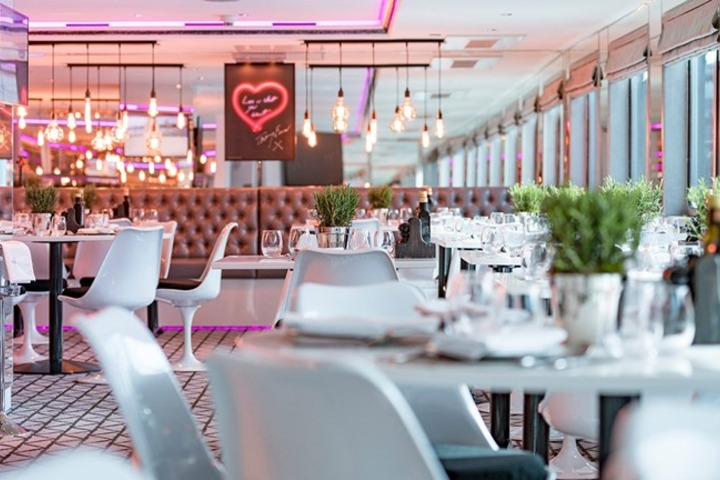 Restaurante U By Uniworld. Foto_ TravelAge West.