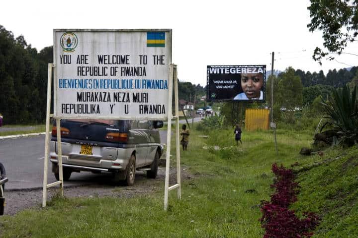 Ruanda Gorilas Foto Hjalmar Gislason 2