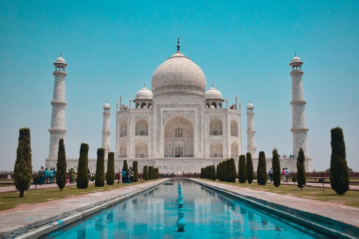 Taj Mahal. Foto_ El gran viajecito.