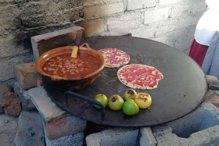 Tortillas ceremoniales Guanajuato Foto El Souvenir