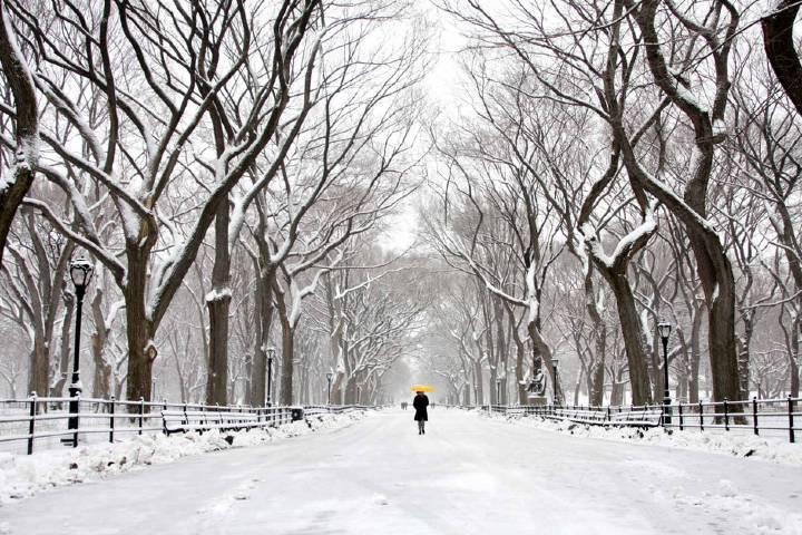 Traveler Foto: destinos para visitar en invierno en el mundo