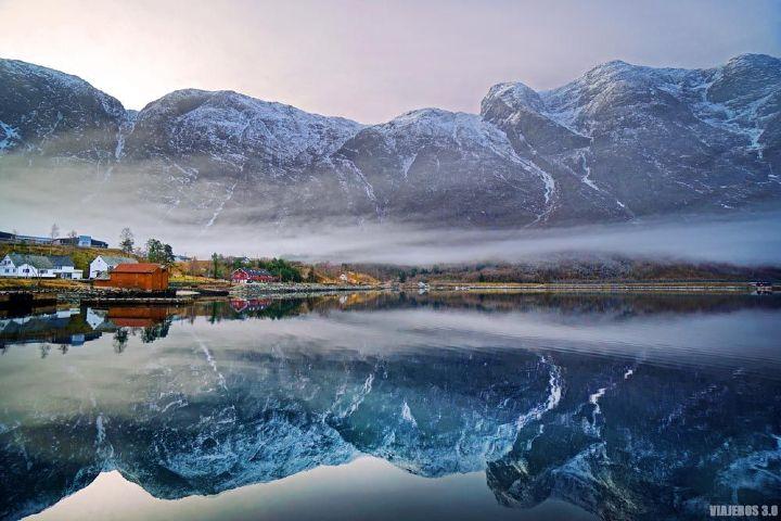 Viajeros 3.0 Foto: destinos para visitar en invierno en el mundo