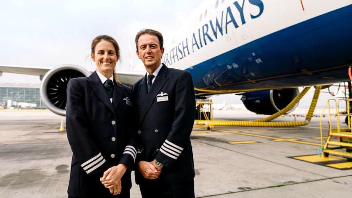 Volaron juntos por última vez. Foto Archivo
