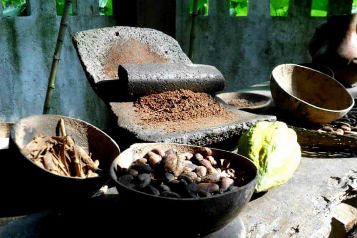 Ruta del cacao y del chocolate en Tabasco. Foto El Souvenir
