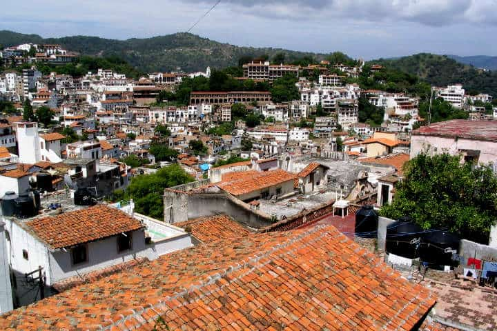 ciudades colores Taxco Foto Ricardo Sosa