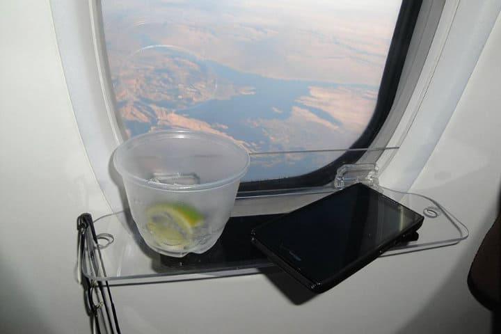 gadgets para un vuelo cómodo foto El Souvenir