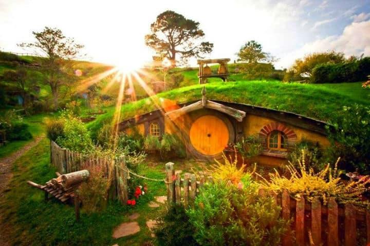 casa del El Hobbiton