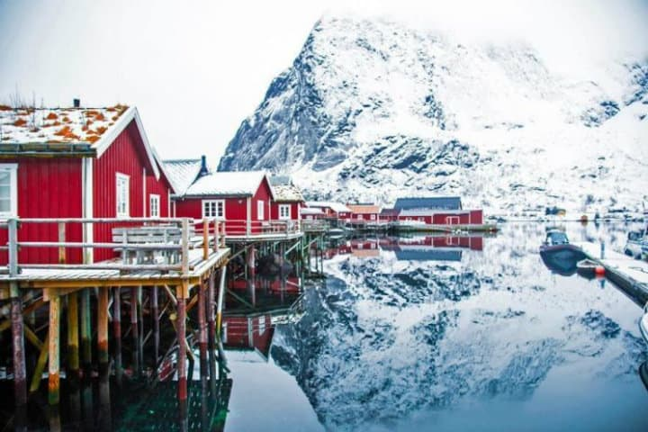 destinos para visitar en invierno foto Viajeros