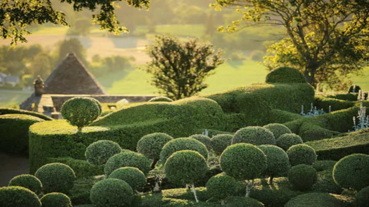 los jardines de Marqueyssac