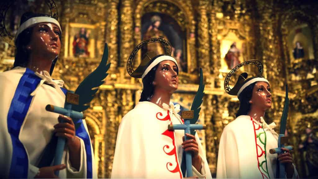 Niños martires tlaxcala El Souvenir