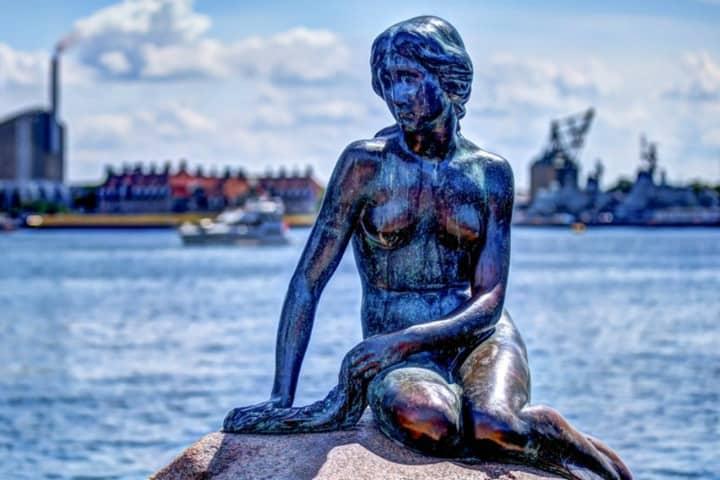La sirenita en Dinamarca