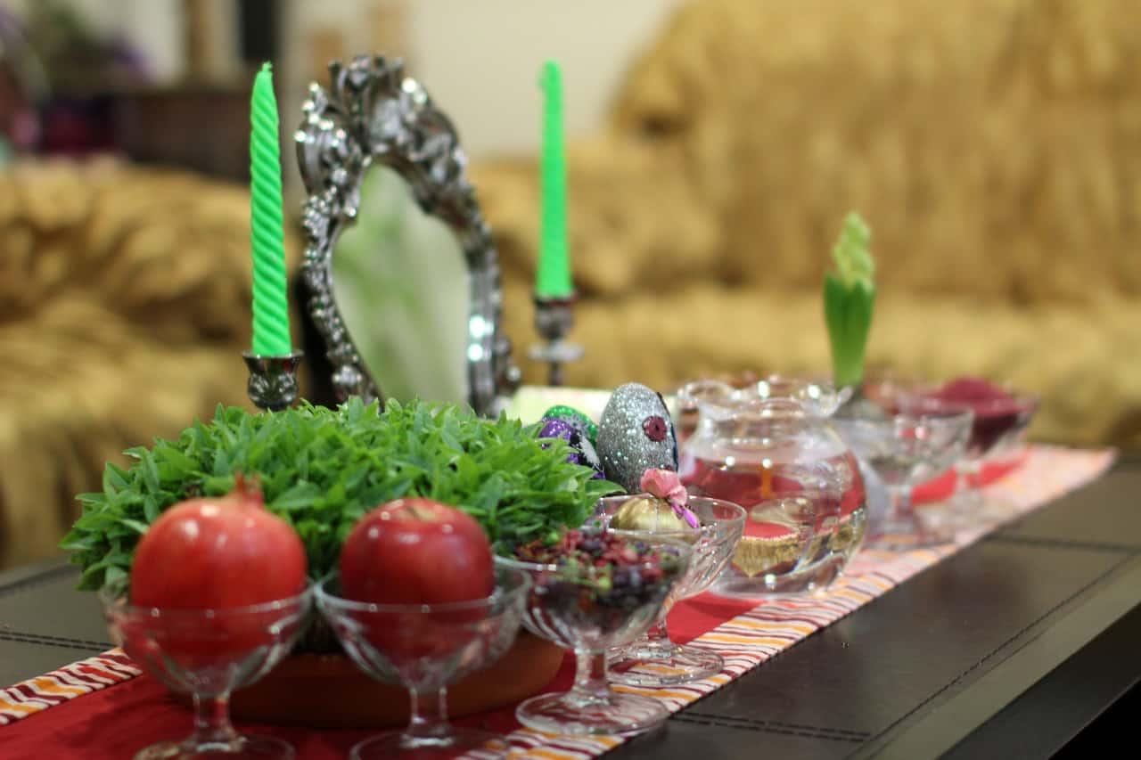 Año nuevo Iraní. Foto 499232