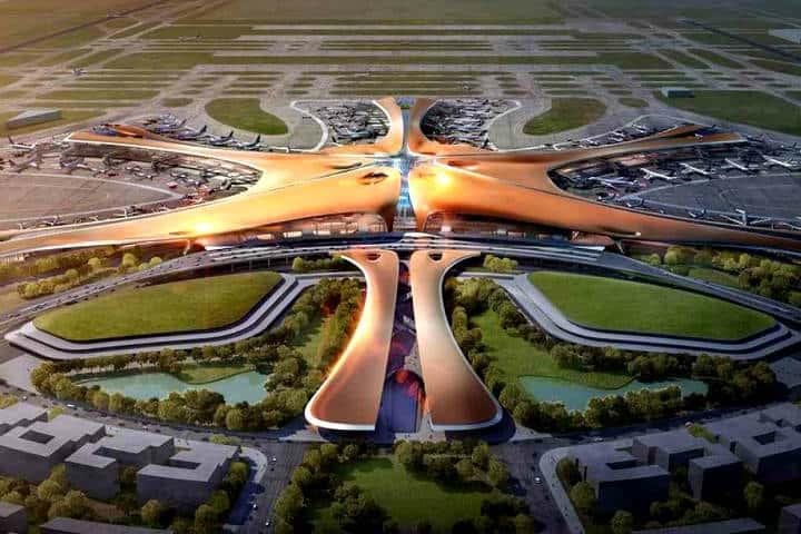 Aeropuerto de la CDMX Foto Ecoosfera