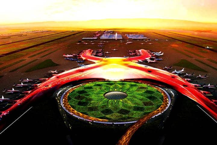 Aeropuerto de la CDMX Foto Sopitas