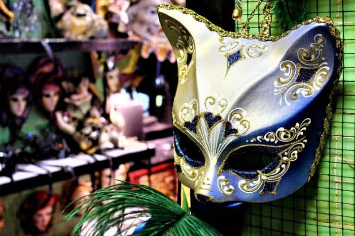 Año Nuevo Venecia Foto Pixabay