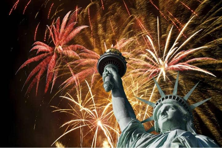 Año nuevo New York Foto NYC Tours