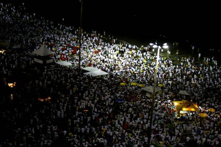 Año nuevo Rio Janeiro Foto Luiz Felipe Carneiro