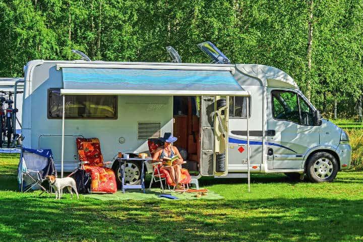 Camper Foto Archivo El souvenir 3