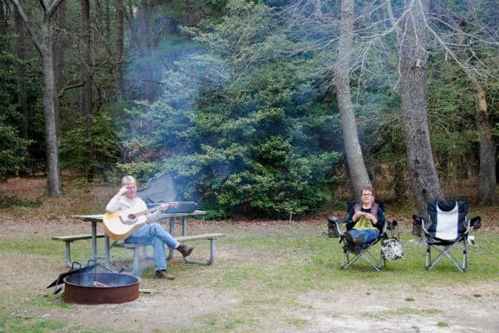Camper Foto Archivo