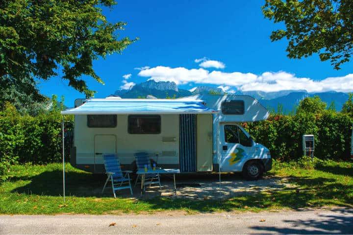 Camper Foto Sandra Vos
