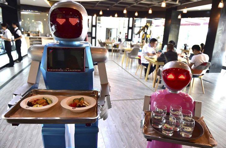 Dalu Robot. Foto: El Souvenir