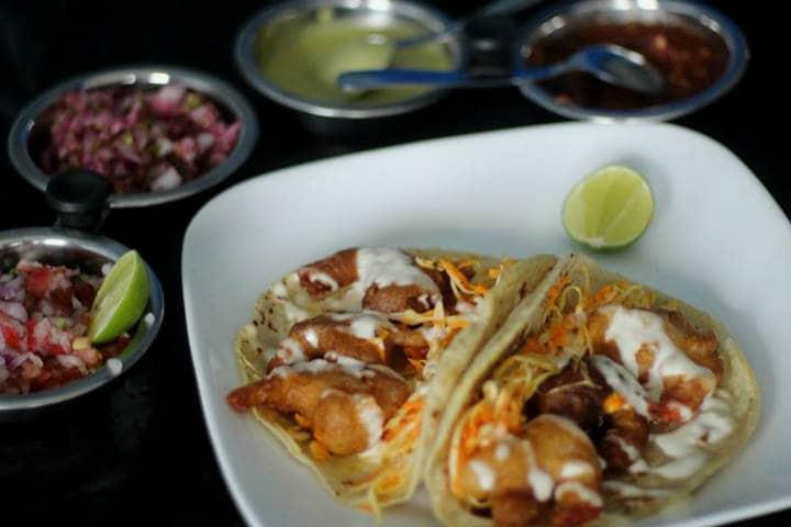 Delicias del Mar Tacos de Mariscos Foto La Jaibita
