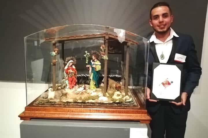 Fonart Premio Grandes Mestros Patrimonio Artesanal Mexico 2