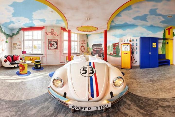 Habitaciones AutoS. Foto: Atracción 66