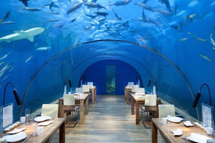 Hilton Maldives. Foto El Souvenir