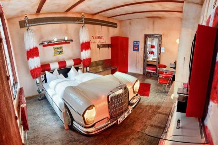 Hotel Autos. Foto: Atracción360