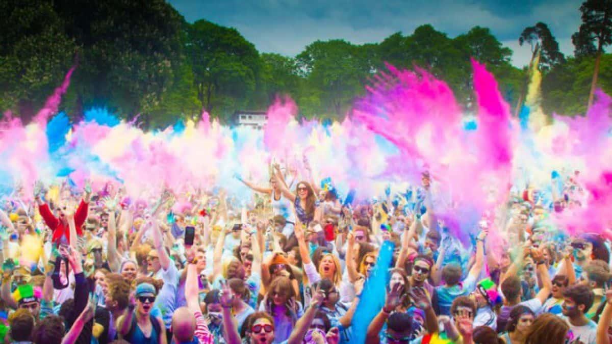 Festivales por el mundo. Foto: Kolokon