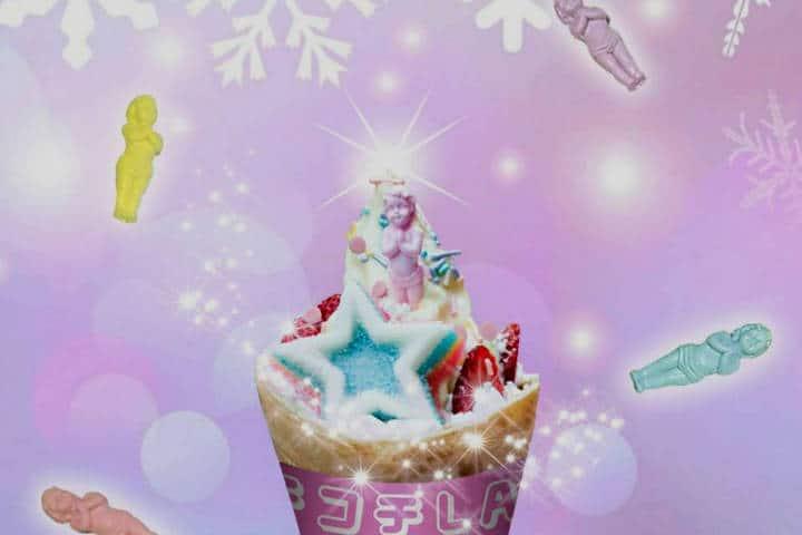 Postres navideños Foto Kochi Kochi Land 4