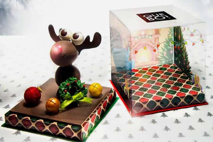 Postres navideños Foto Que Bo 2