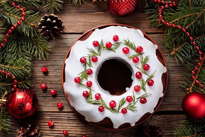 Postres navideños. Foto: Cocina y vino