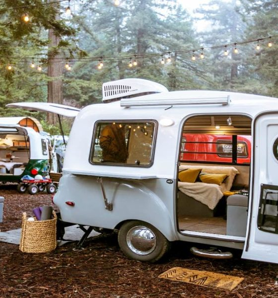 The Dyrt Foto: Razones para vacacionar en Camper