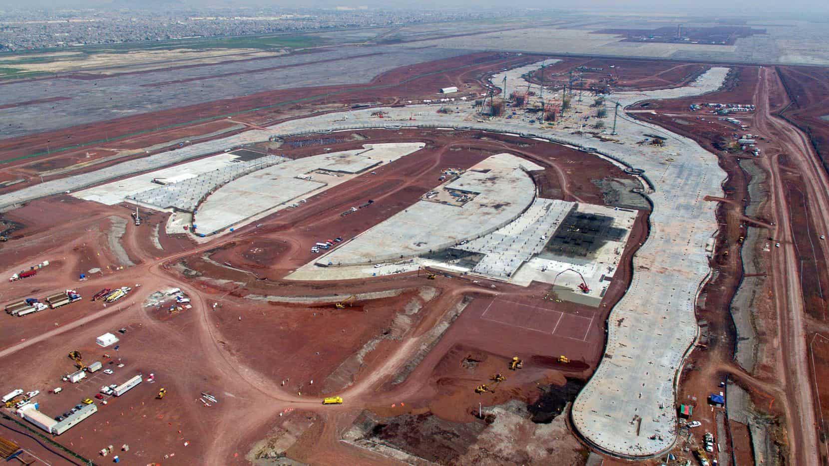Aeropuerto de cdmx. Foto aldiadallas