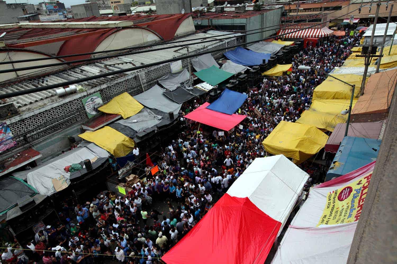 Tepito y la Merced serán pueblos mágicos. Foto Guia Insider