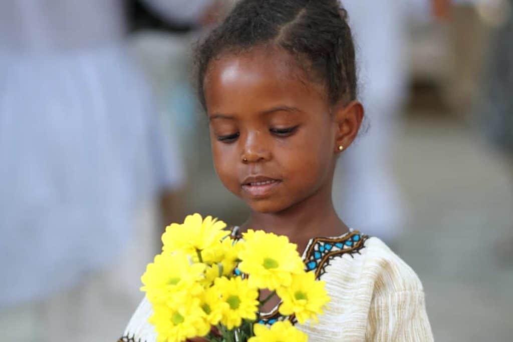 Nuevo año etiopia. Foto archivo