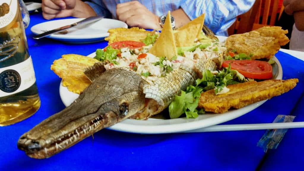 portada Delicias del mar Pejelagarto Foto El Souvenir 2