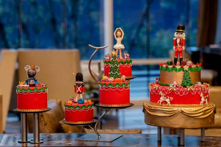 postres navideños el cascanueces Fotos Hotel St Regis 1