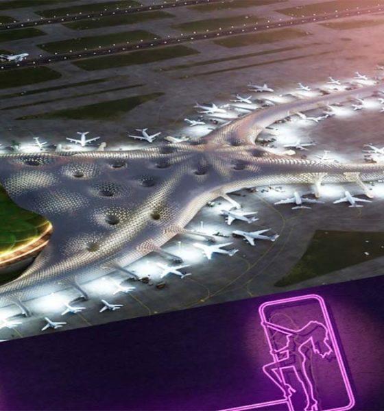 Portada nuevo aeropuerto CDMX. Foto. Archivo