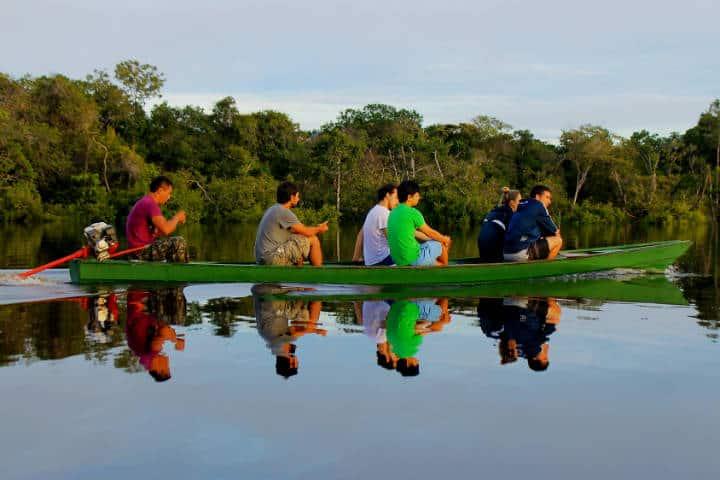 Amazonas Brasil Foto Vaquero Francis 1