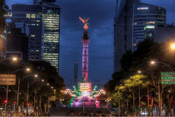 Angel de la Indepenencia Foto Turismo CDMX 3 copia