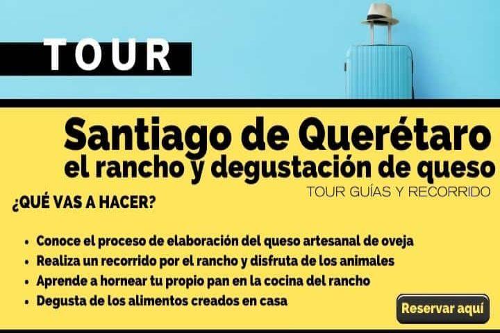 Tour Santiago de Queretaro