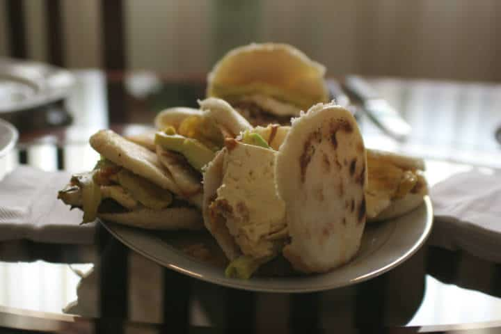 Arepas Foto Kenneth Mayers