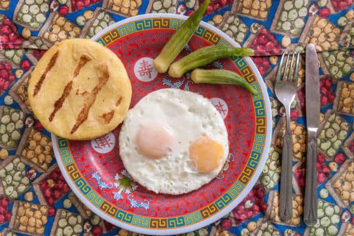 Arepas desayuno Foto Wolfredorh