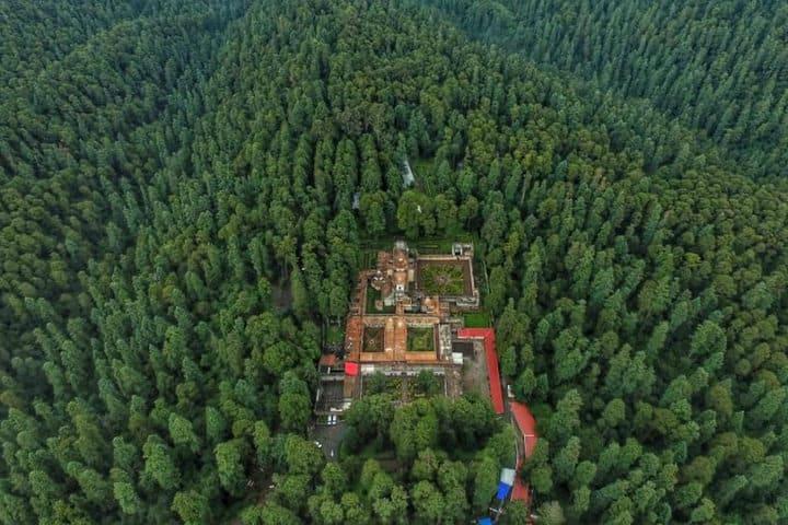 Bosques CDMX Desierto de los Leones Foto Ricardo Gómez Garrido 1