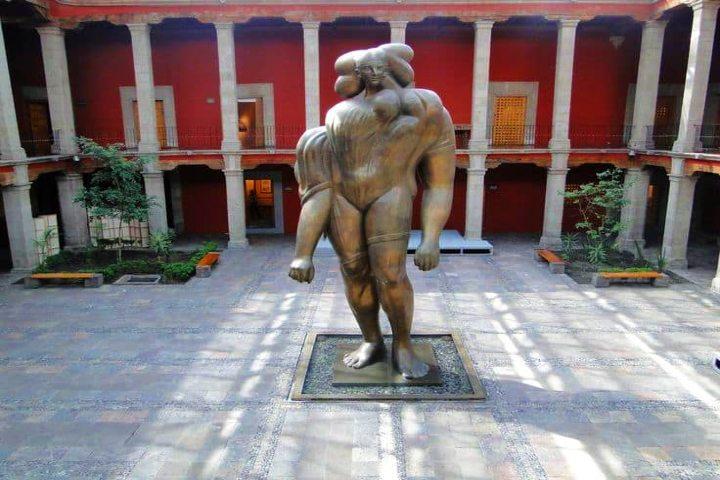 CDMX, Museo José Luis Cuevas. Foto Pinterest.