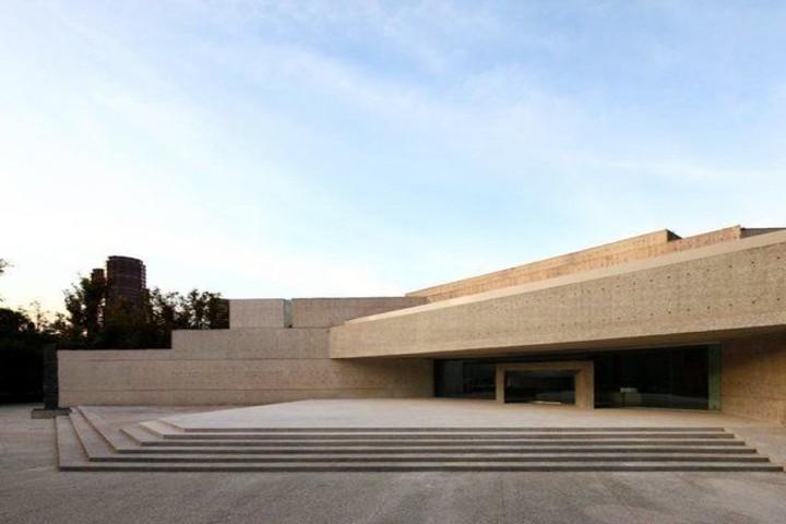 CDMX, Museo Tamayo de Arte Contemporáneo. Foto Tripadvisor.