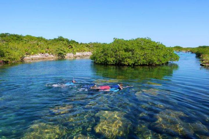 Caleta Yal Kú, Riviera Maya. Foto A Nation of Moms.